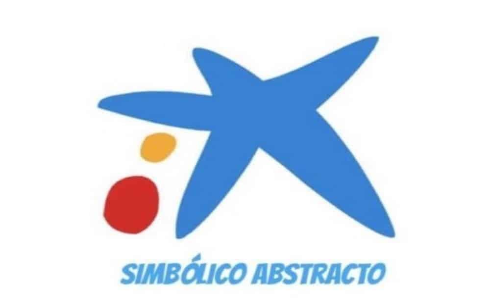 Símbolo de la caixa como ejemplo de símbolo abstracto