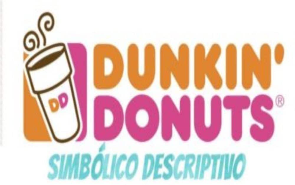 logotipo dunkin donuts