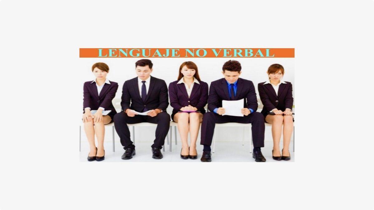 Gestos el lenguaje no verbal