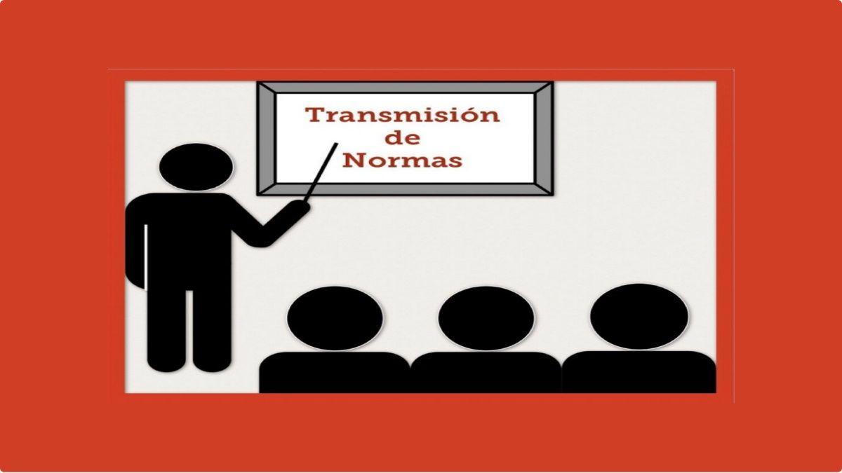 Transmisión de Normas al personal Contratado