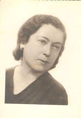 Segunda González Reche , madre de Joaquín masegosa González