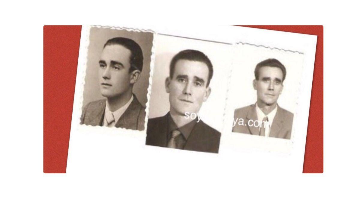 Oretano Joaquín Masegosa Rodriguez superviviente del holocausto nazi 1