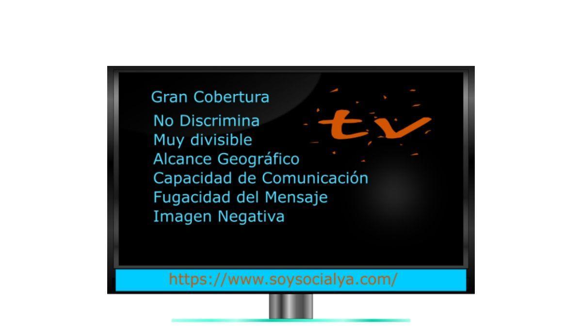 Formatos de publicidad en televisión