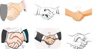Formas de saludar según protocolo en eventos de marketing 1