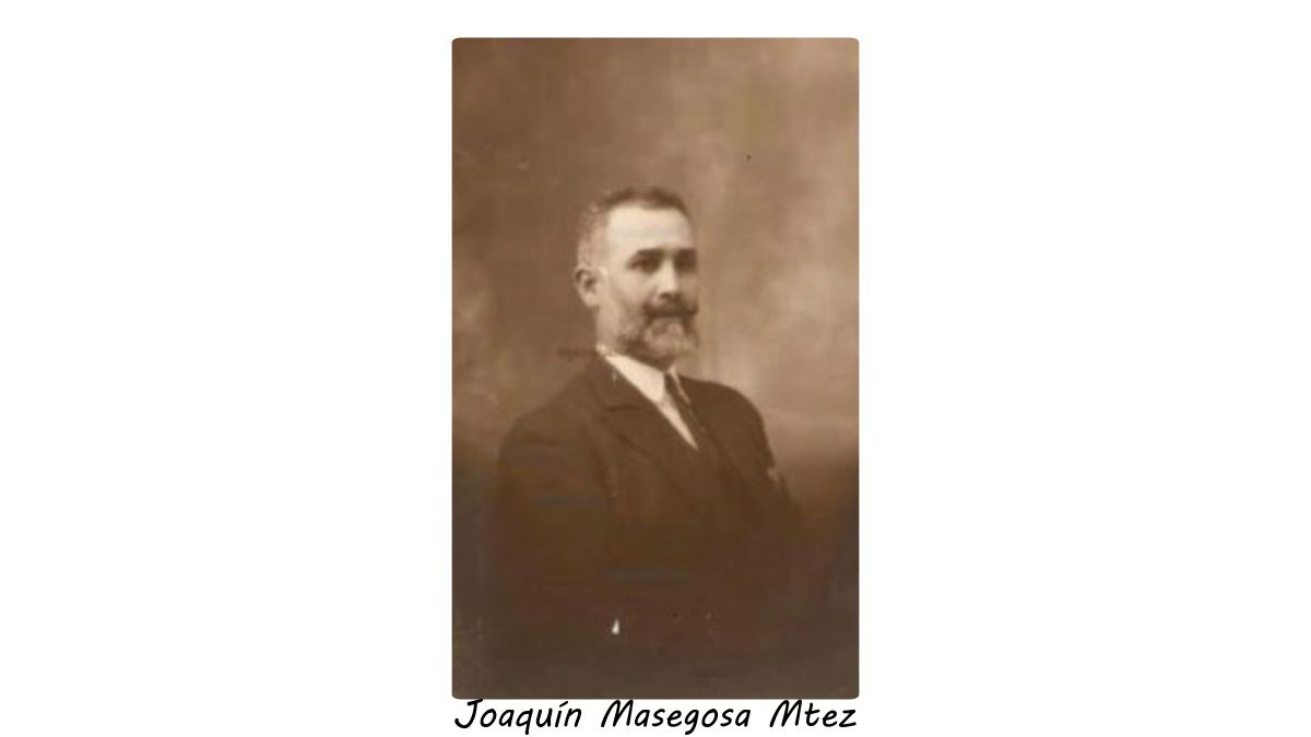 Oretano Joaquín Masegosa Martínez